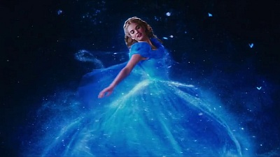Cinderella (2015 / Movie) - 'A New Vision' TV Spot - Screenshot