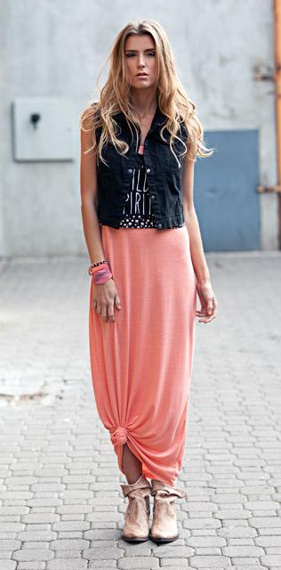 Tucci vestido Primavera Verano 2013