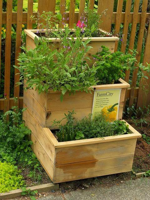 25 Cute Simple Herb Garden Ideas Bloom Burgeon
