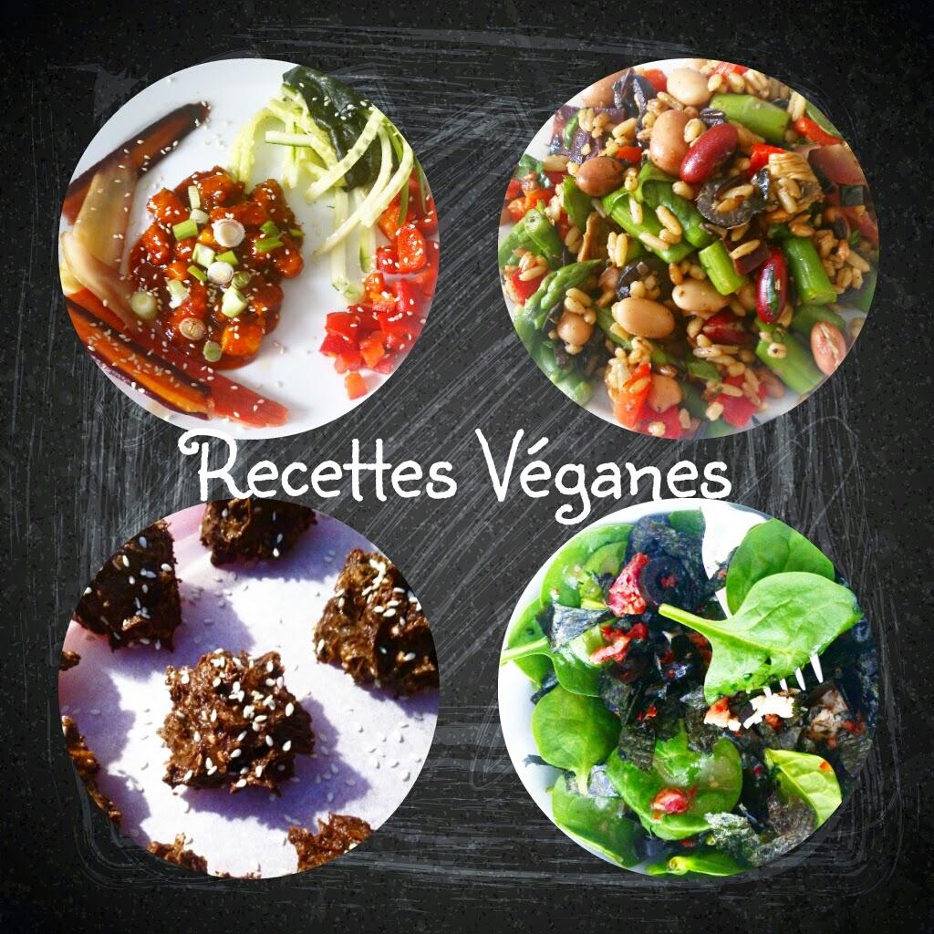 Manger plus de légumes: des recettes vegan!  #Mavieactive #ÉquipedeCarl
