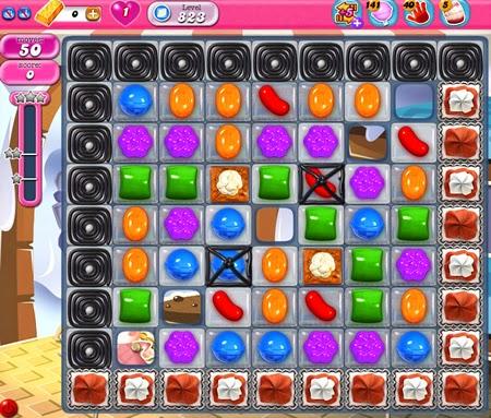 Candy Crush Saga 823