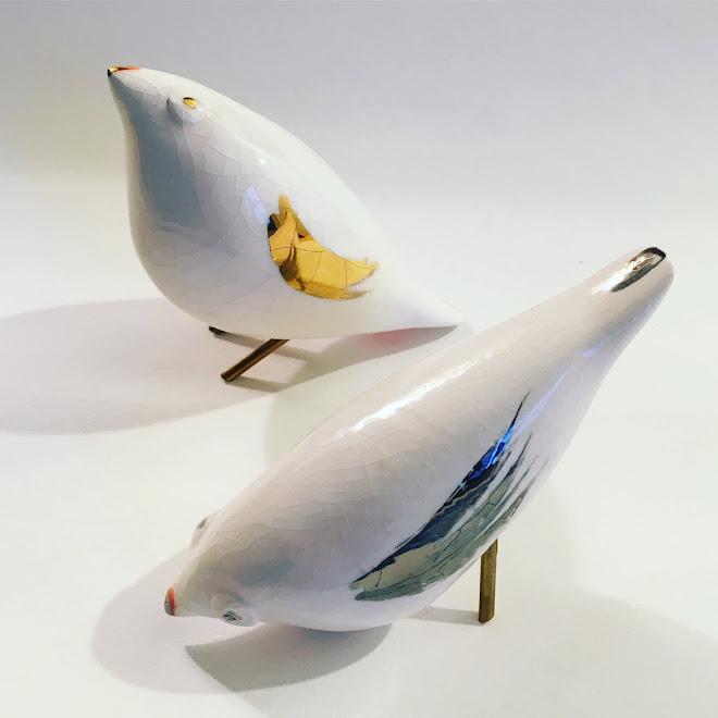 """"""" Oiseaux d'hiver """""""