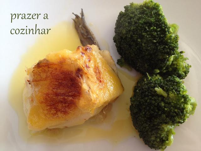 prazer a cozinhar - bacalhau confitado