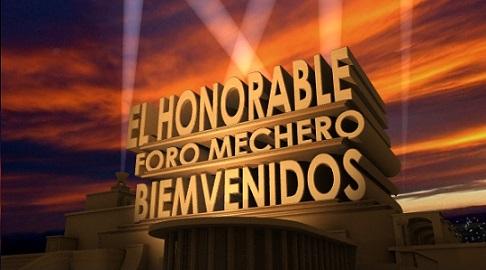 BIENVENIDOS AL HONORABLE FORO