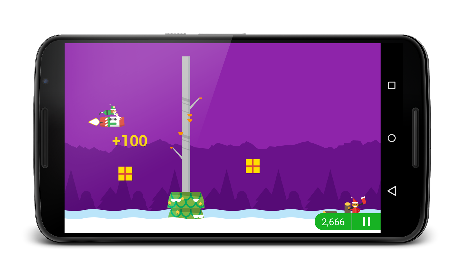 Official Google Blog: Race with Rudolph and skydive with Santa in the