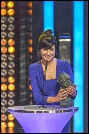 Marian Álvarez, mejor actriz por La herida