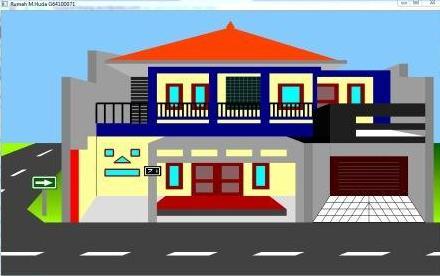 Grafis Rumah Tipe