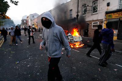 la proxima guerra disturbios en londres causas
