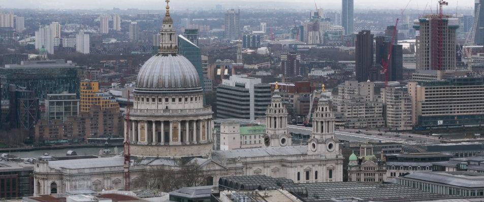 Skydweller: романтика лондонских крыш