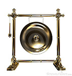 THE GOLD GONG