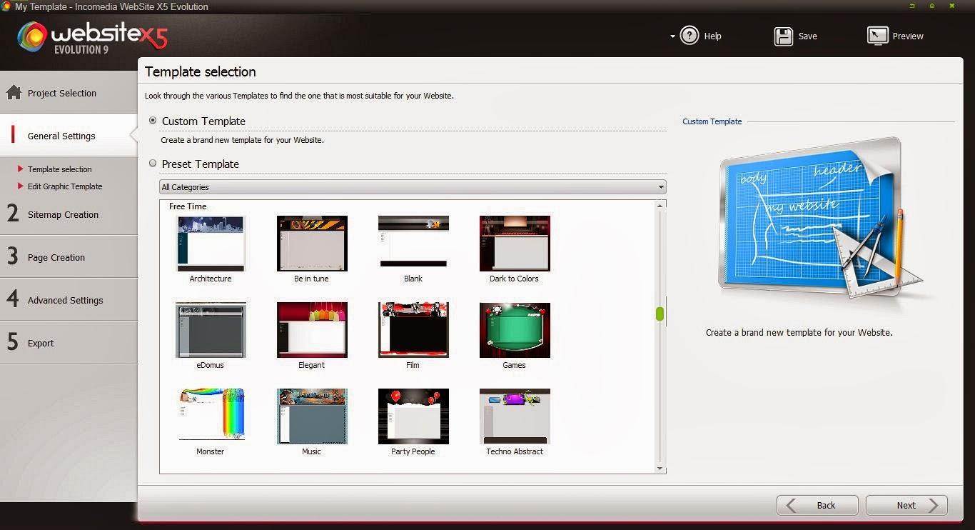 WebSite X5 Professional v.17.1 Full Crack Download + Keygen