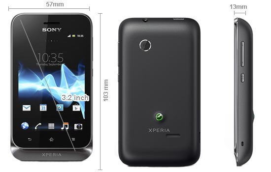 dual sim xperia tipo launch hands on