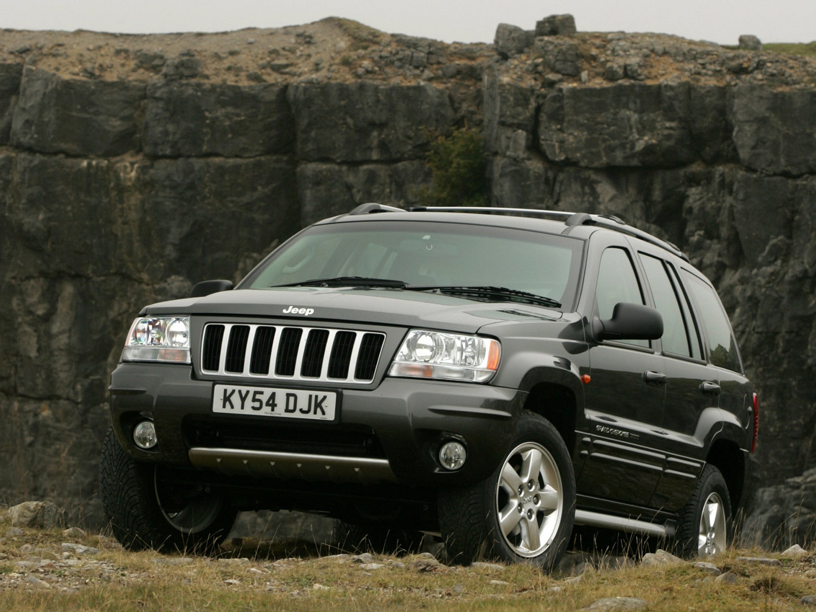 2003 jeep grand cherokee uk version pictures review. Cars Review. Best American Auto & Cars Review