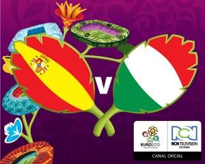 España vs Italia Eurocopa 2012 en Vivo