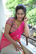 Mitra photo shoot in half saree-thumbnail-19