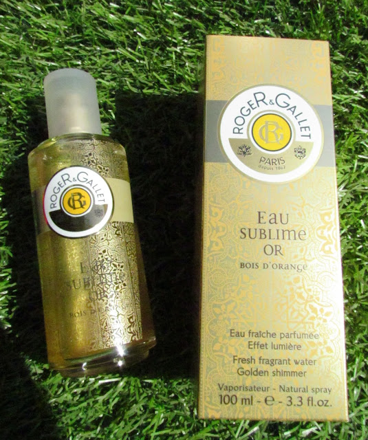 Roger & Gallet Eau Sublime Or