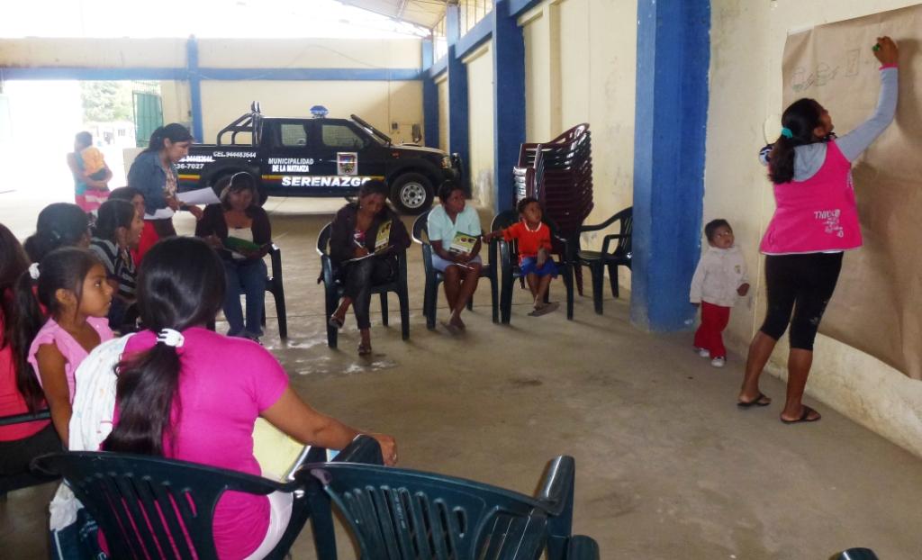 Remurpi municipalidad de la matanza fortalece programa for Municipalidad la matanza