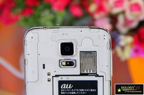 5 cách test máy Samsung Galaxy S5 Au cũ chuẩn nhất