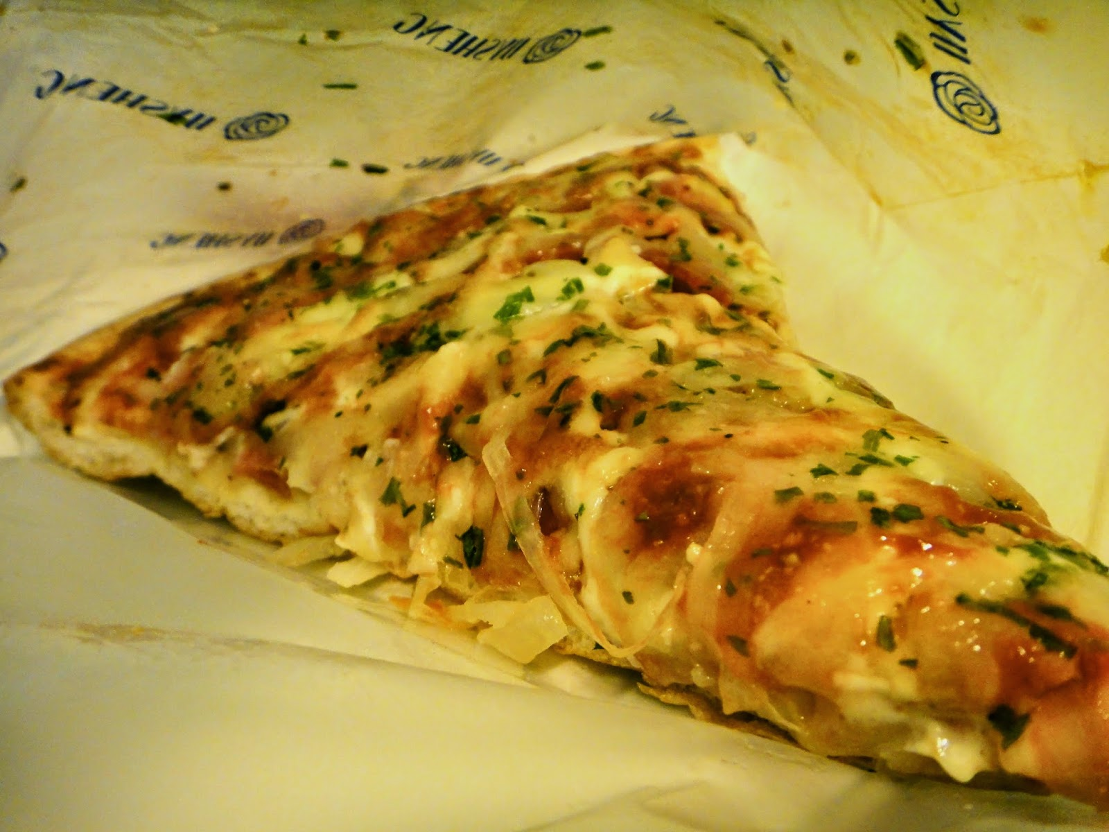 IJY Sheng Pizza Bread Taipei