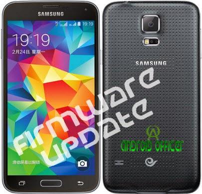 Samsung Galaxy S5 SM-G900AZ