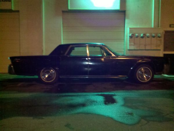 daily turismo 5k flash 1964 lincoln continental project some assy required. Black Bedroom Furniture Sets. Home Design Ideas