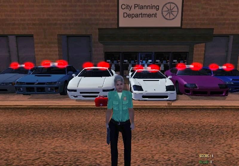 Você é daqueles que não acha justo os carros da polícia serem tão lentos quanto os outros normais e assim perder o ladrão de vista? Agora você pode colocar a sirene da polícia nos melhores e mais rápidos carros do GTA, como Infernus, Sultan, Turismo, Jester, entre outros... É um sistema adaptado para a nova versão do samp 0.3.7. O filterscript é dividido em 2 partes, a V1 (primeira imagem) e a V2 (segunda imagem), ambas são ótimas, mas fica a seu critério.