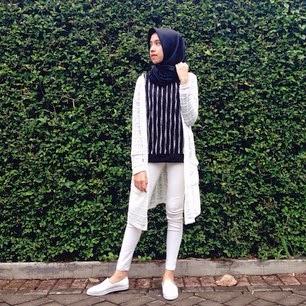 All About Fashion Rekomendasi Style Hijab Untuk Remaja