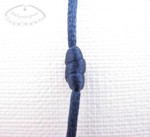 Węzeł - makrama 6