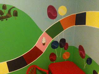 Candy Land Wall Artwork