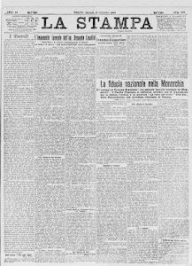 LA STAMPA 16 SETTEMBRE 1924