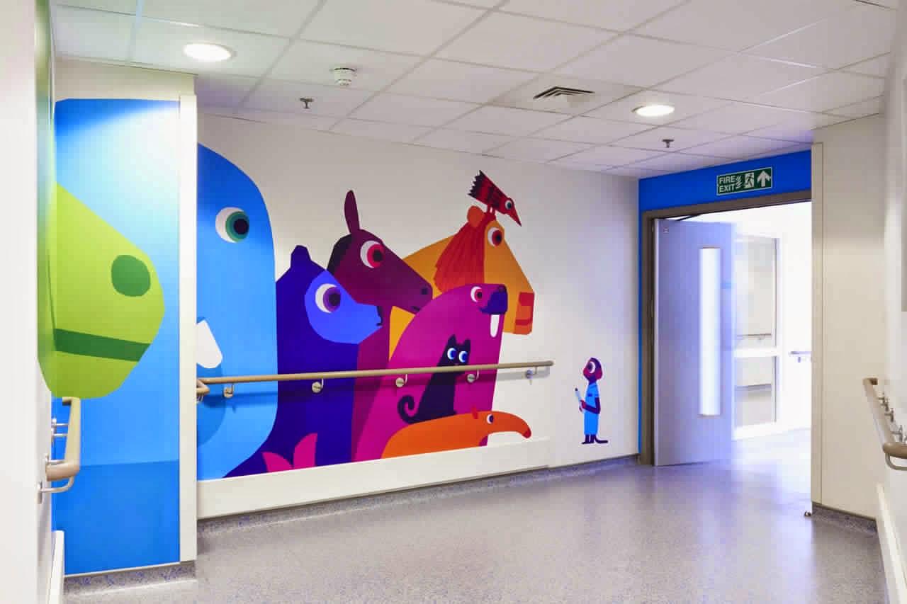 صور مستشفى للأطفال