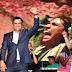 Vendilhões do evangelho: Aécio Neves participa de congresso missionário no RJ