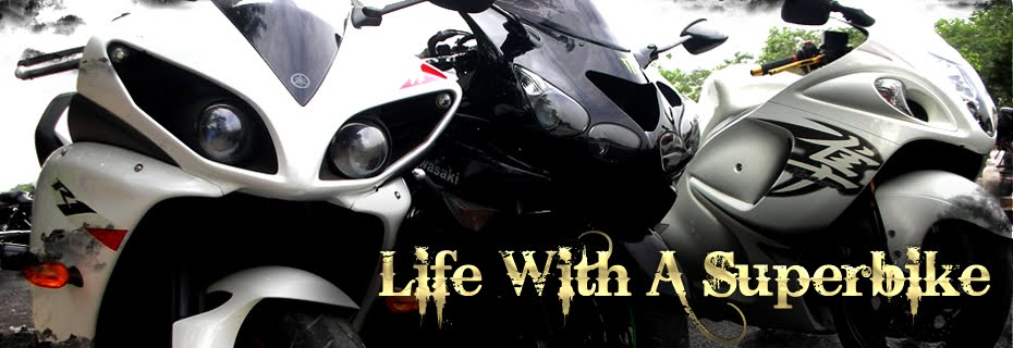Life With A Superbike