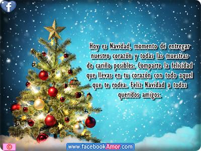 Mensajes navideñas para compartir con amigos