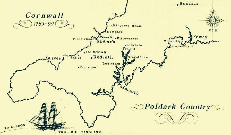 Poldark Country