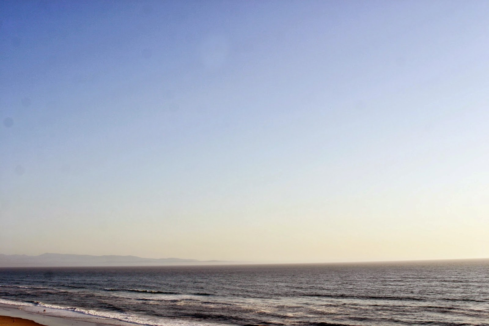 Beach Horizon picture wallpaper (1600 x 1066 )