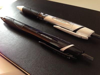 ジェットストリーム(英語: JETSTREAM)は、三菱鉛筆が販売する油性ボールペンである。