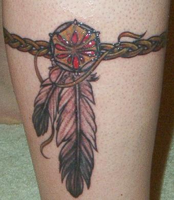 K And M Tattoo Tatoo Skin : Under your Skin: Dreamcatchers: Apanhador de sonhos