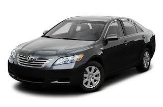 2009 Toyota Camry Hybrid Quick Reference Manual