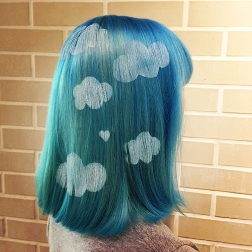 2015 The Newest Amp Most Unique Hair Color Trend 2015