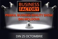 Participă la primul business reality show din Republica Moldova