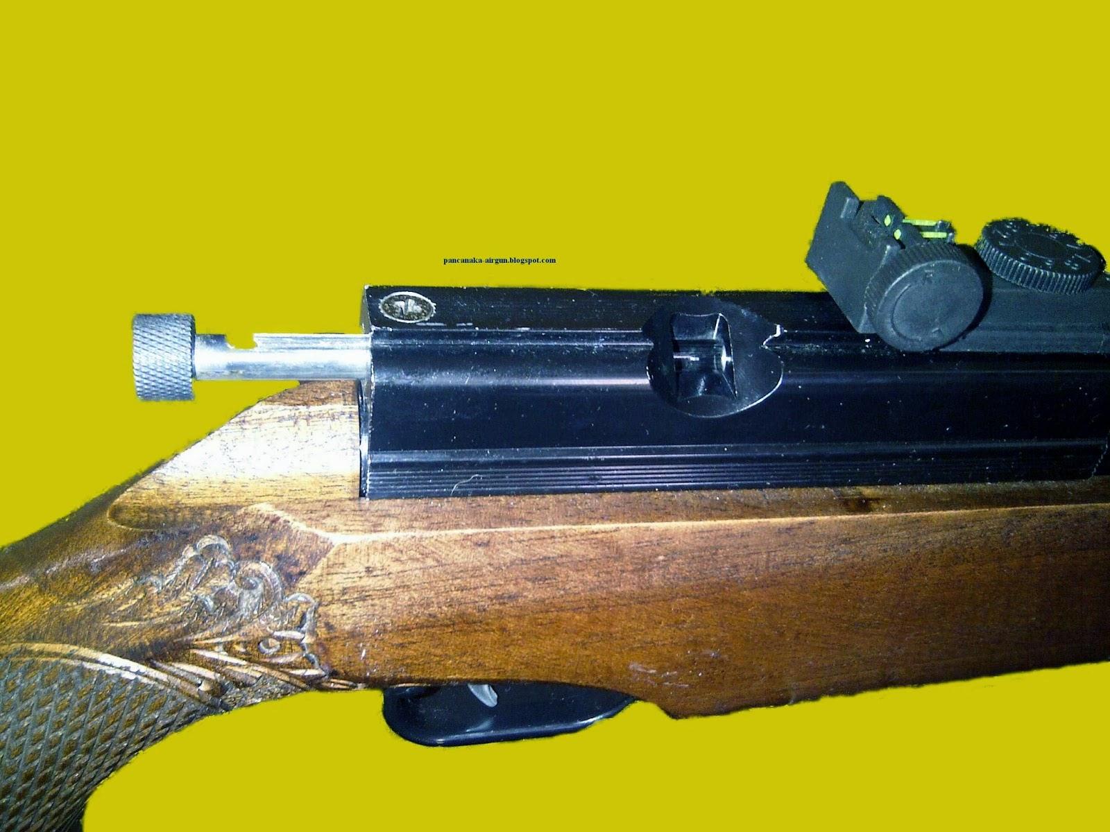 Senapan dan hewan buruan sharp tiger long barrel