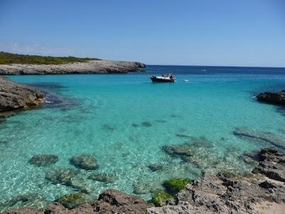 пляжи Менорки, Менорка, Балеарские острова, отдых на Менорке