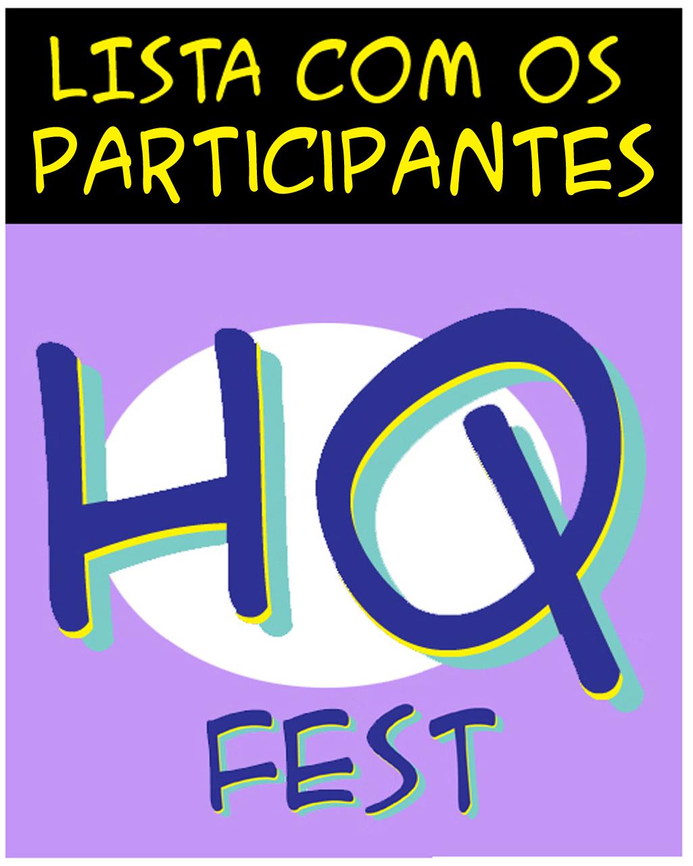 Participantes e Convidados