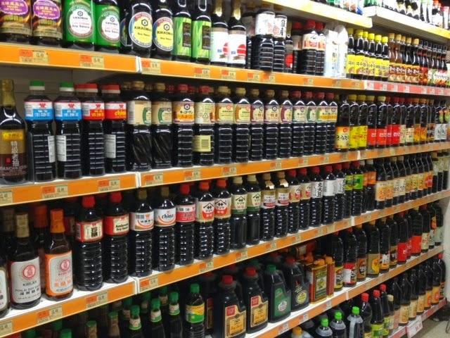 Asian Supermarket TOUR