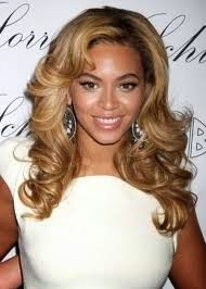 Beyonce African American Long Beachy Waves Hairstyle, Haircut Images