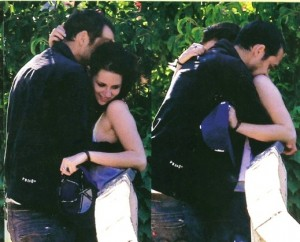 Kristen Stewart and Rupert Sanders New Photos