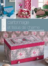 Cartonnage et tissus de charme