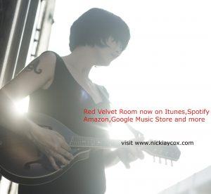 Nicki Aycox Music EP