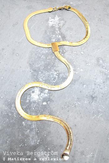 Sautoir XXL Viveka Bergström bijoux